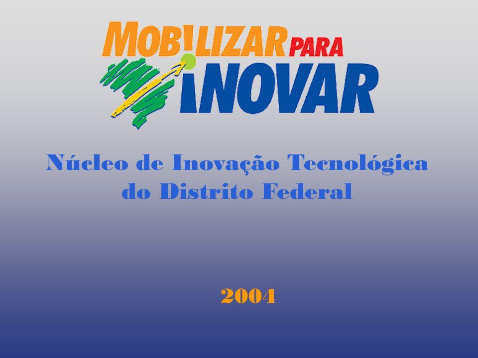 Núcleo de Inovação Tecnológica do Distrito Federal 2004