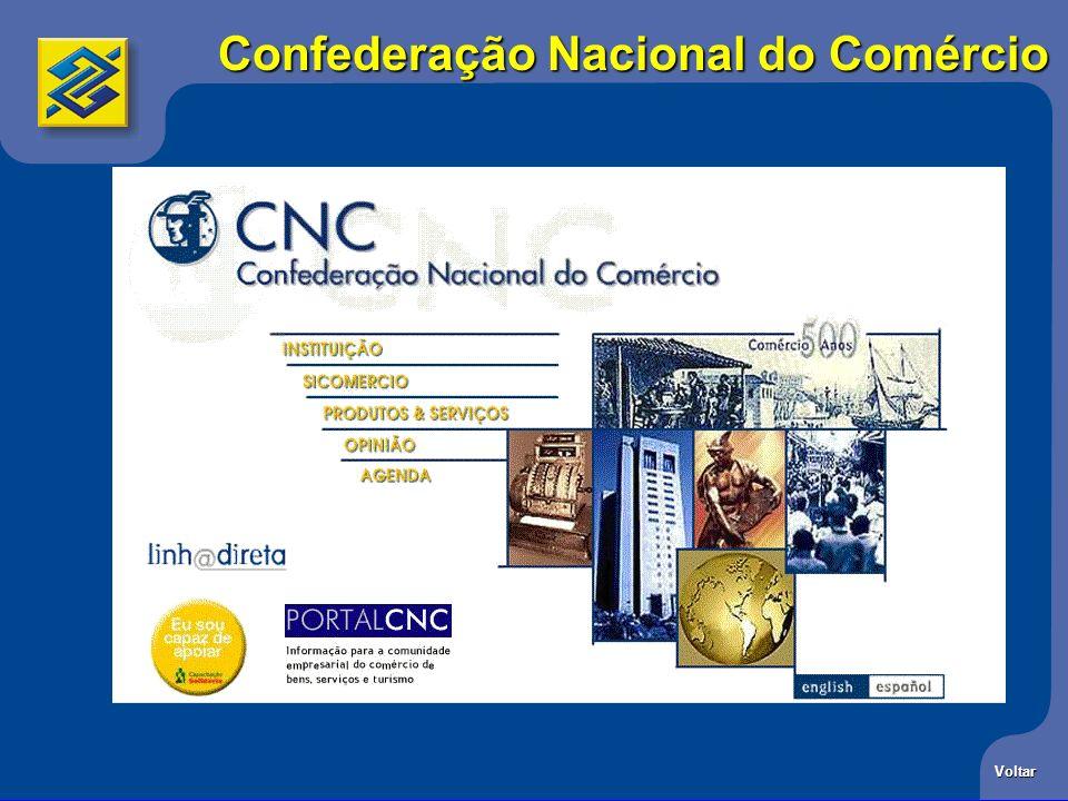 Confederação Nacional do Comércio Voltar