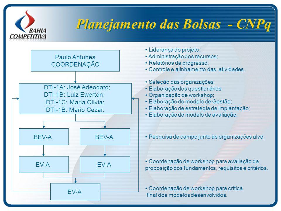 EV-A Coordenação de workshop para avaliação da proposição dos fundamentos, requisitos e critérios.
