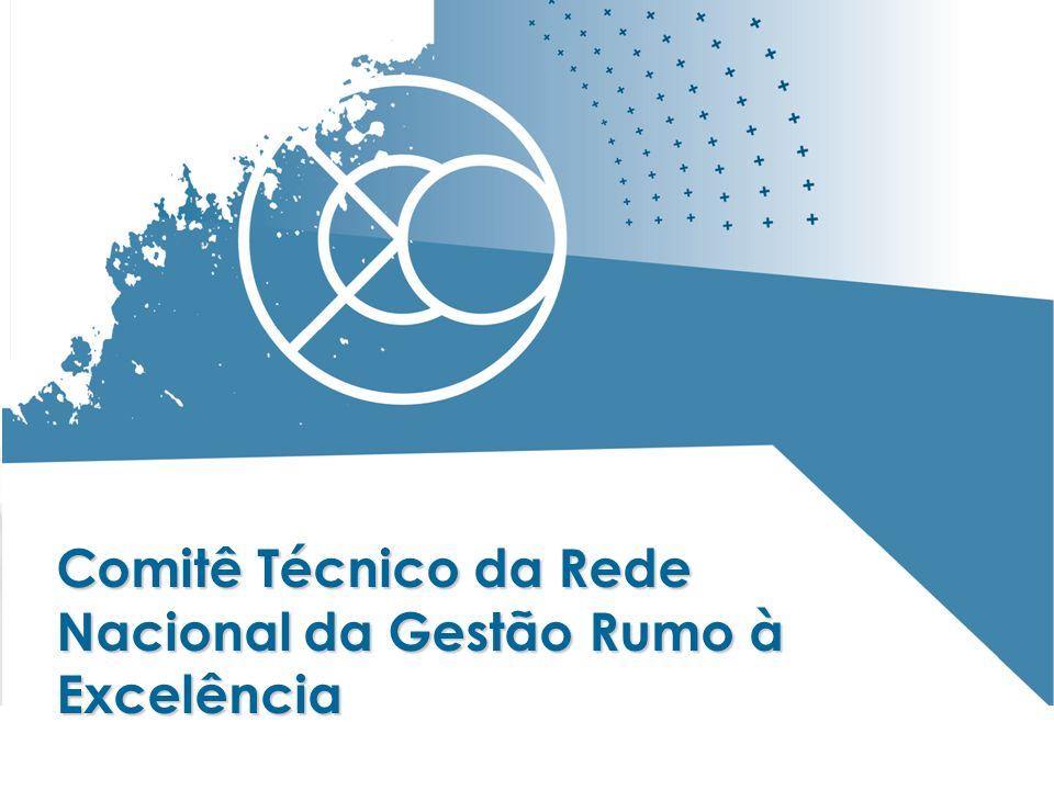 Comitê Técnico da Rede Nacional da Gestão Rumo à Excelência