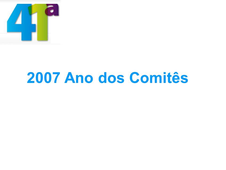 2007 Ano dos Comitês