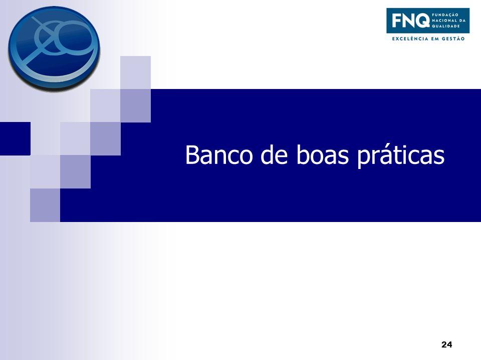 Banco de boas práticas 24