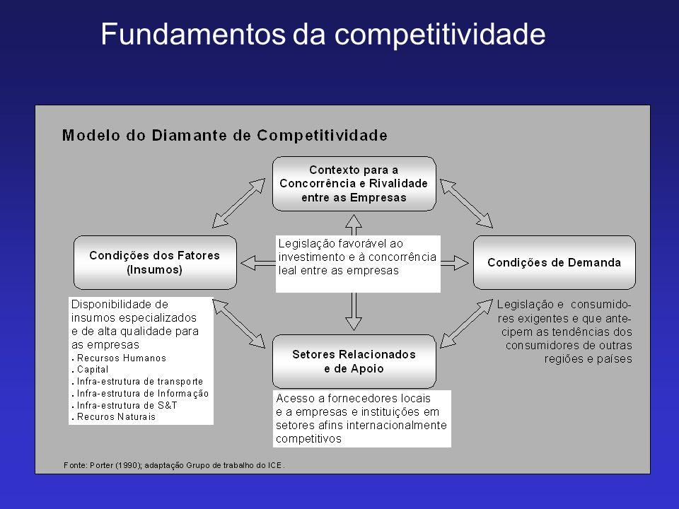 Fundamentos da competitividade