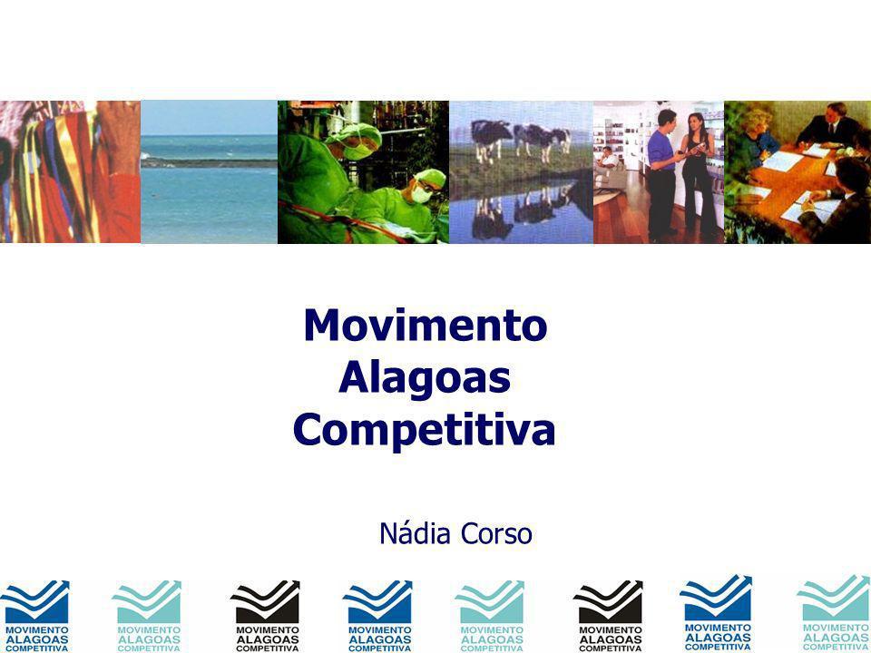 Movimento Alagoas Competitiva Nádia Corso