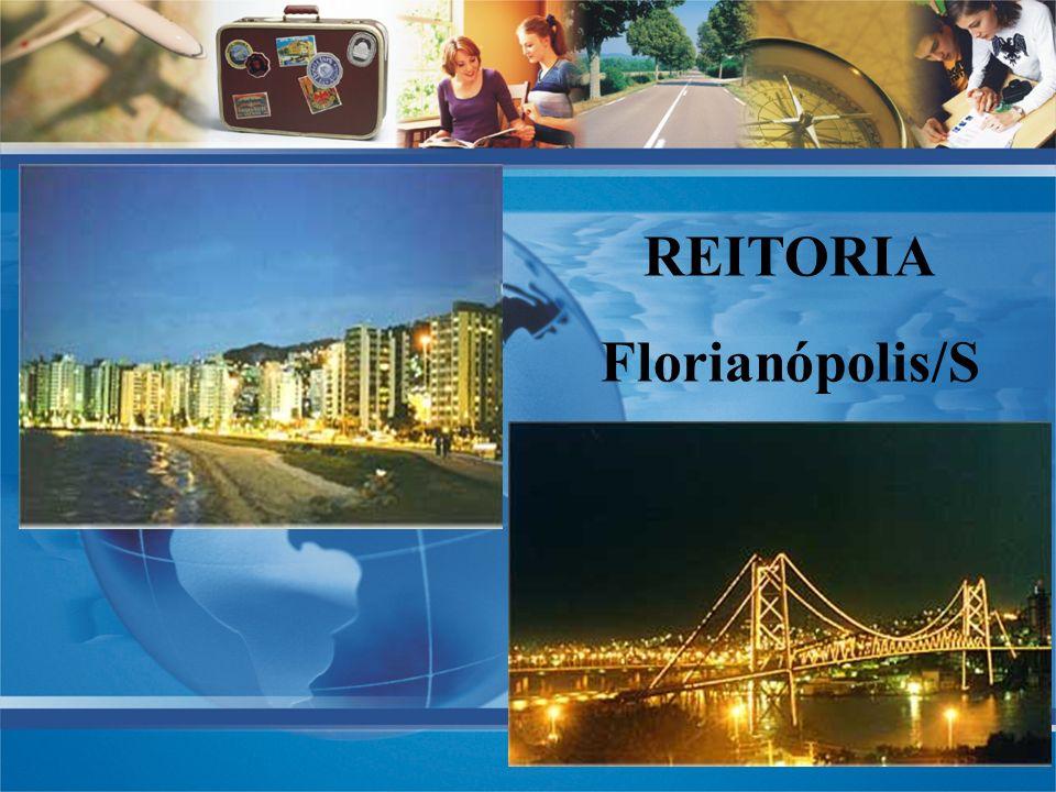 REITORIA Florianópolis/S
