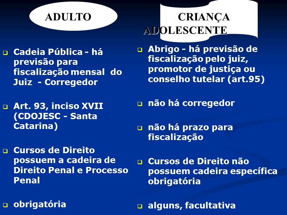 Cadeia Pública - há previsão para fiscalização mensal do Juiz - Corregedor Art.
