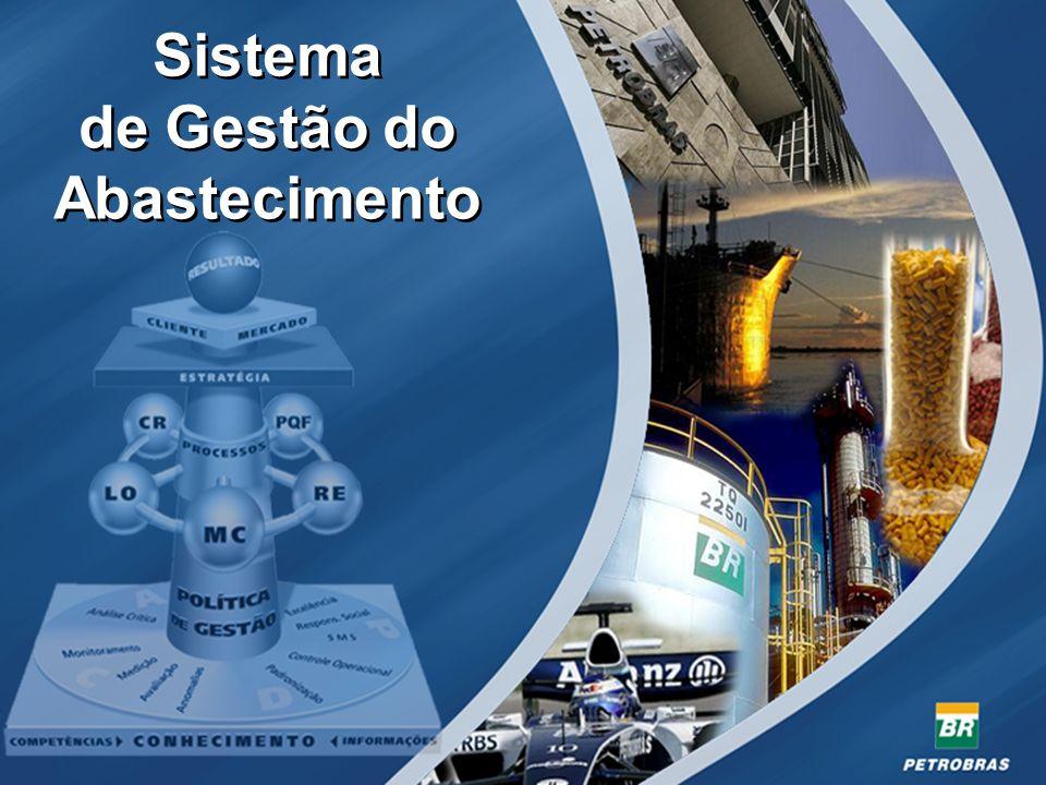 2 Sistema de Gestão do Abastecimento Sistema de Gestão do Abastecimento