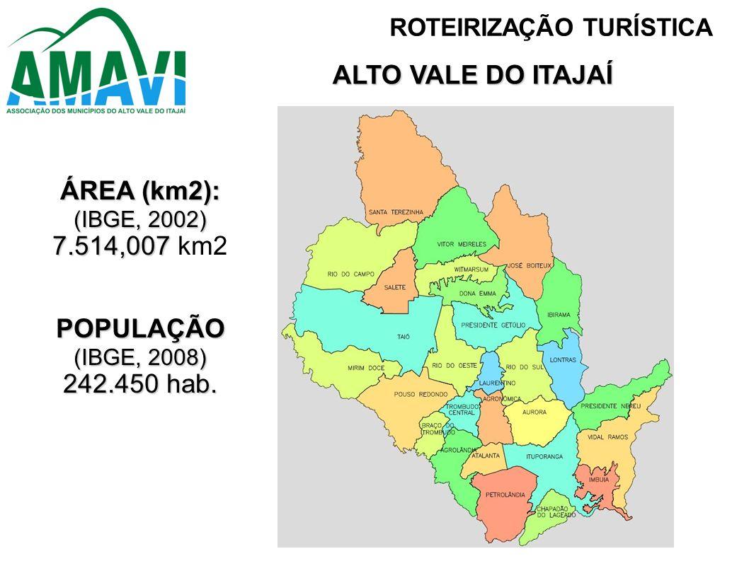 Programa de Estruturação dos Segmentos Turísticos Norteado por duas linhas estratégicas: segmentação da oferta e da demanda turística e estruturação de roteiros turísticos.