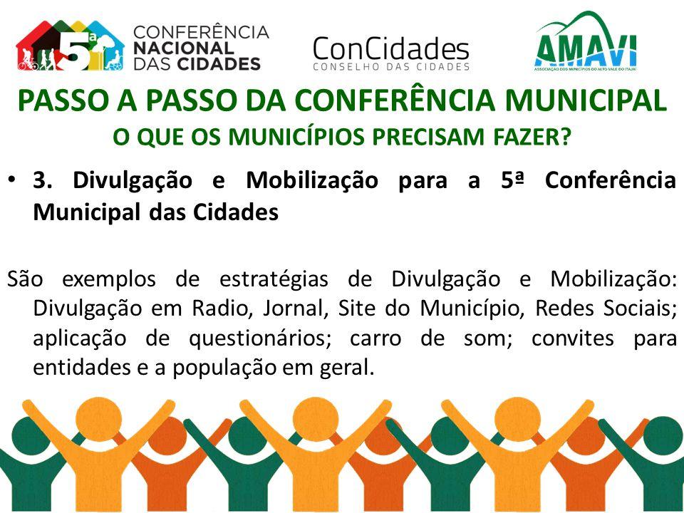 Encerramento da Conferência