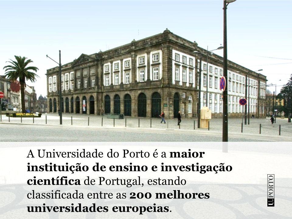 Mobilidade estudantil com o Brasil 94Protocolos de colaboração com Universidades brasileiras 143 Estudantes da U.Porto realizaram períodos de mobilidade no Brasil em 2008/09