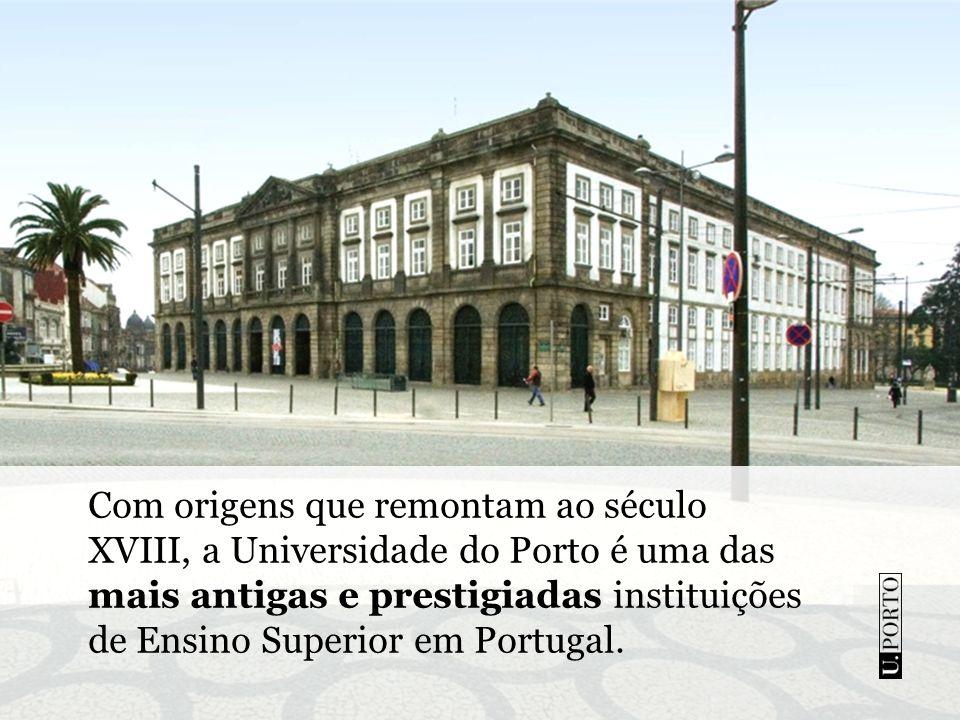 Mobilidade estudantil com o Brasil 489Estudantes brasileiros frequentam, este ano, a Universidade do Porto 22%Dos estudantes estrangeiros em mobilidade na U.Porto são brasileiros.