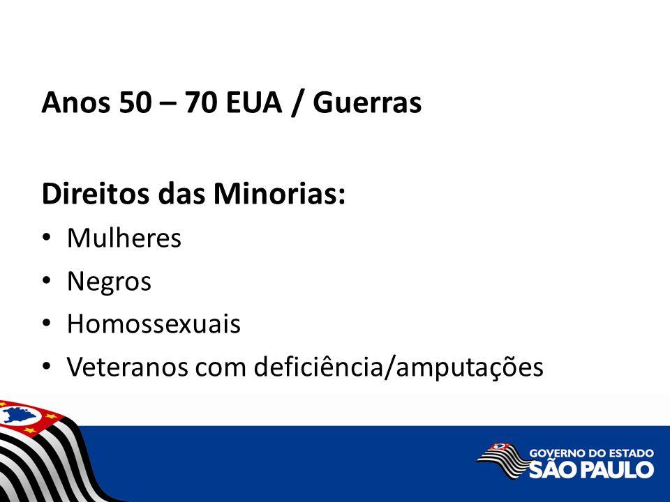 Lei de Cotas no mundo Brasil: 2% a 5% > cem funcionários Alemanha: 5% > 20 funcionários (defic.