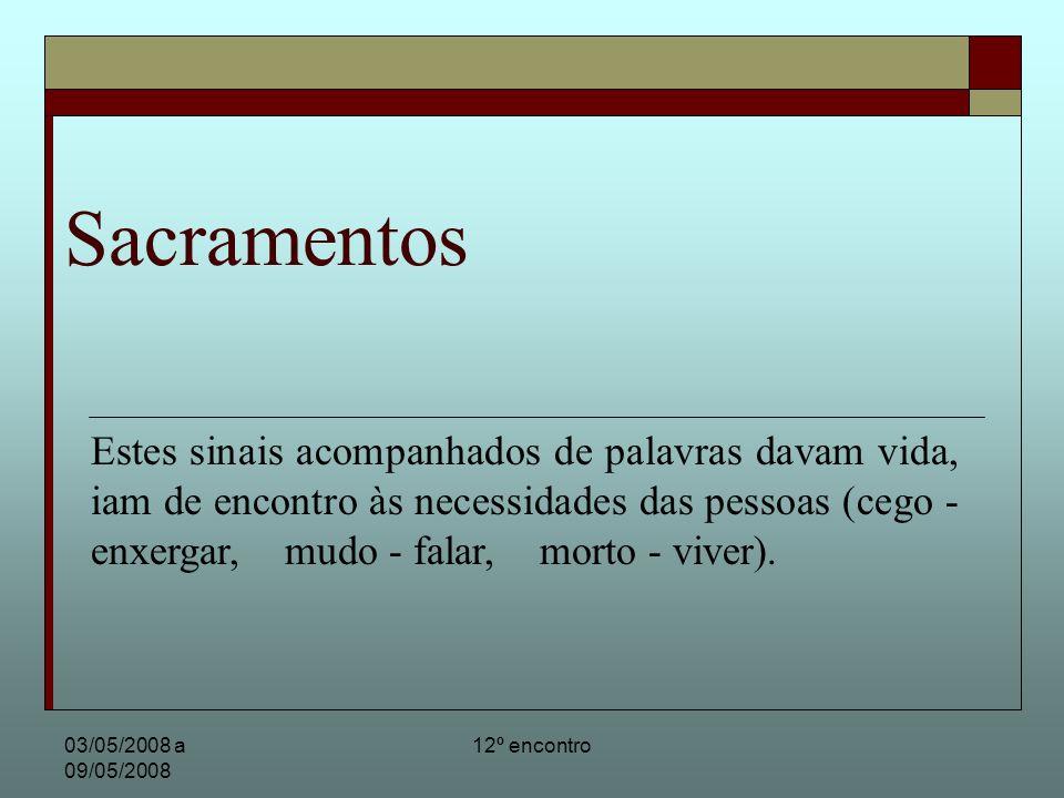 12º encontro CREIO - O símbolo da fé Ressuscitou...