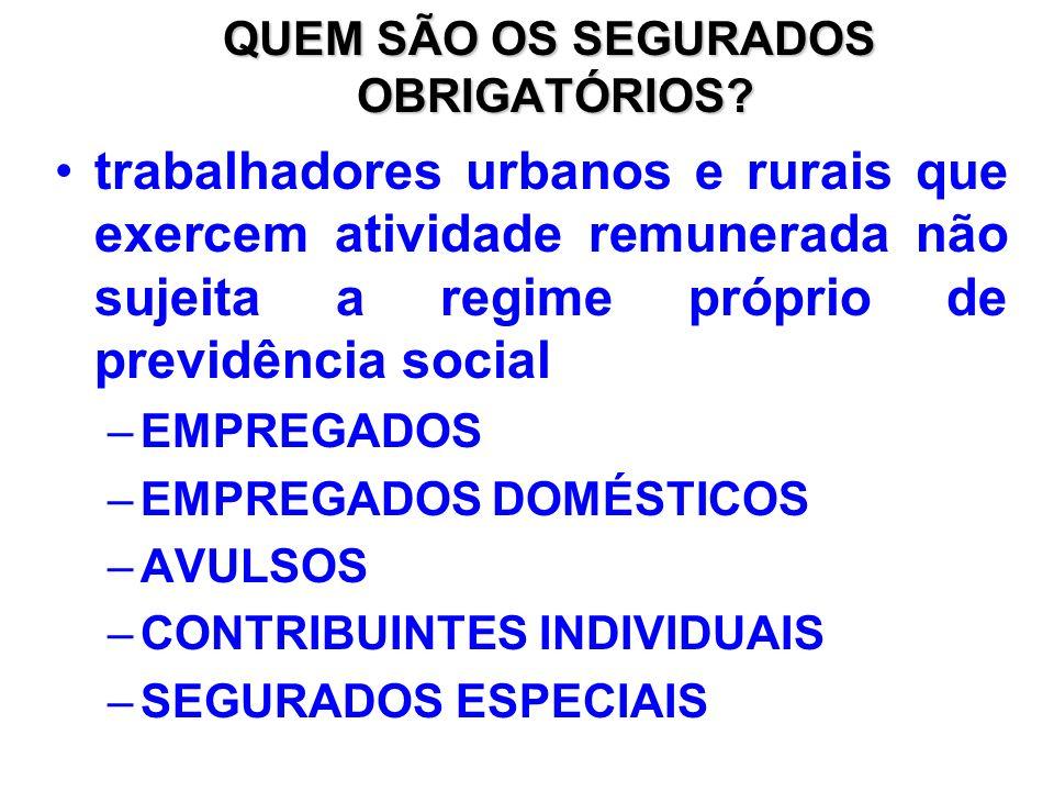 MPAS - Ministério da Previdência e Assistência Social Programa de Estabilidade Social Curso Formadores em Previdência Social CUSTEIO