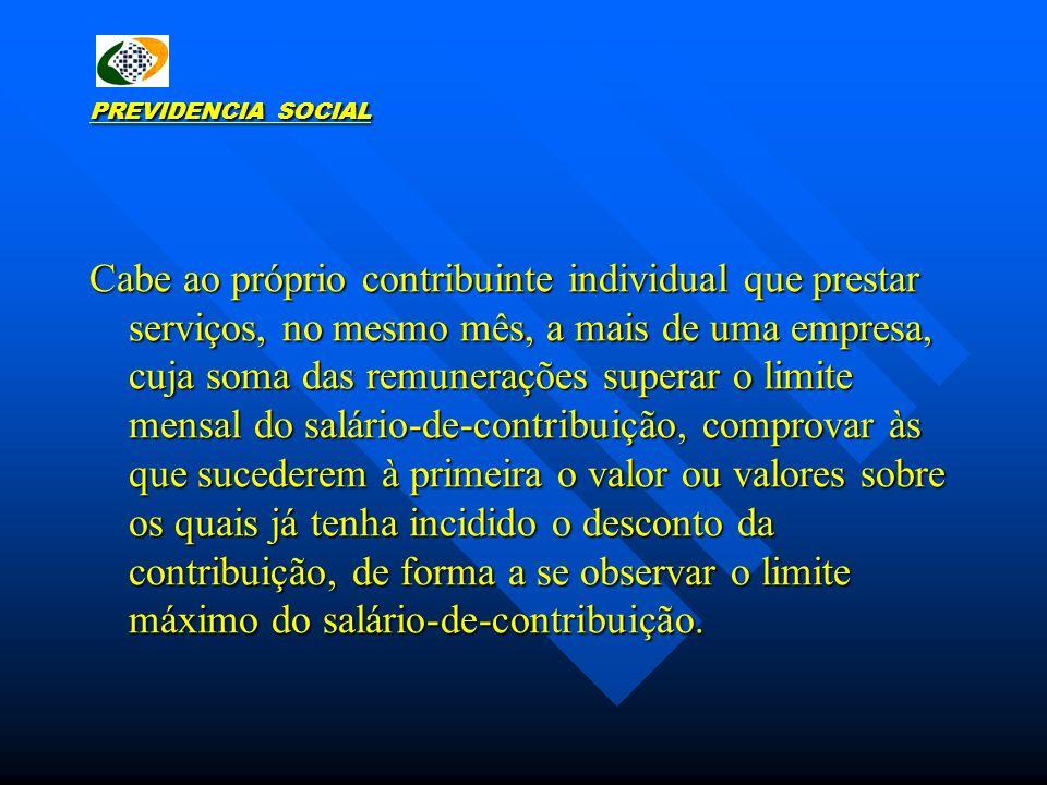 PREVIDENCIA SOCIAL Contr.