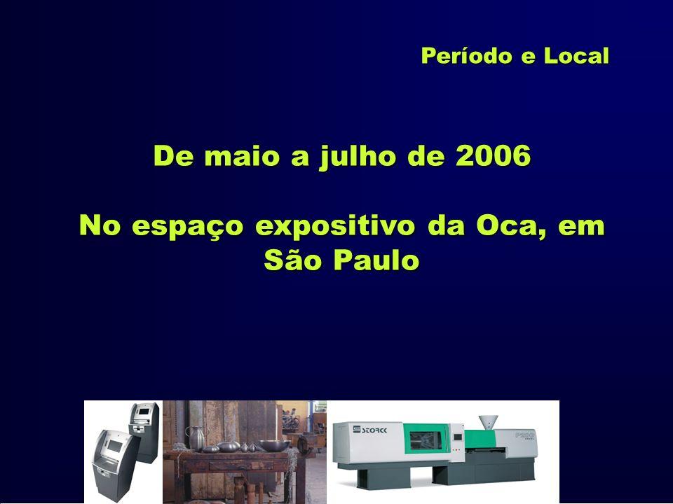 Exposições Panorama histórico Raízes artesanais Produção atual Ensino Design Brasileiro Destaques Design e tecnologia Indústria automotiva Indústria aeronáutica Homenagem Santos Dumont Palestras, Seminários, Oficinas