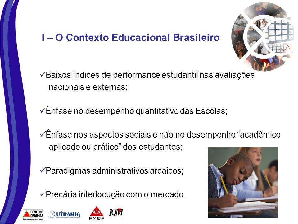 VI – Depoimentos (continuação) O curso MEG – Educação foi maravilhoso; pois abriu uma nova visão do conceito de gestão.