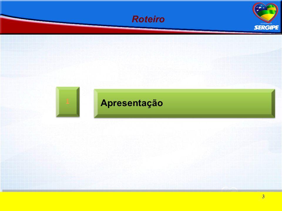 Resgatar a experiência da construção e aplicação de uma metodologia de avaliação da aderência das organizações públicas estaduais ao Planejamento Estratégico do Governo de Sergipe.