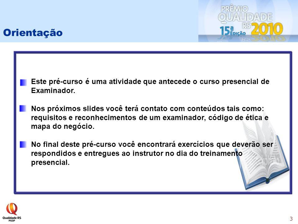 54 Finalização Esta etapa está concluída, agora faça download do Perfil e do Caderno de Exercícios no site do Prêmio Qualidade RS, link Capacitação – Estudo de Caso.