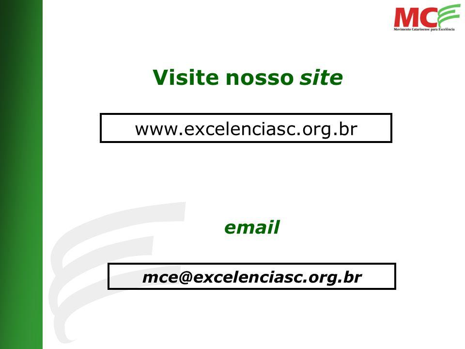 email mce@excelenciasc.org.br www.excelenciasc.org.br Visite nosso site