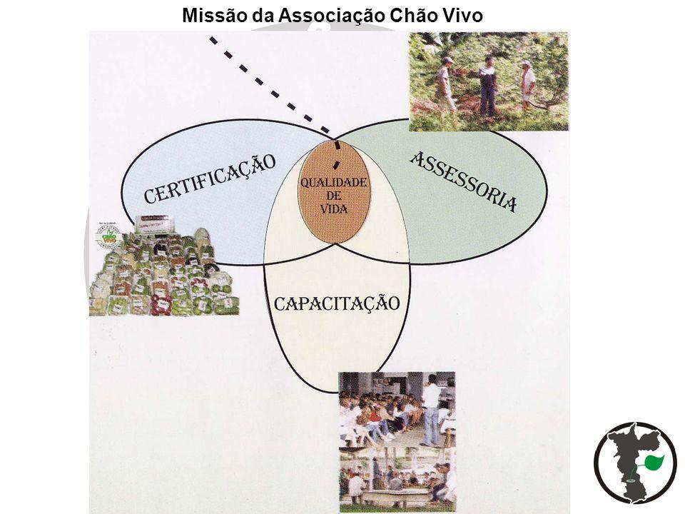 Missão da Associação Chão Vivo
