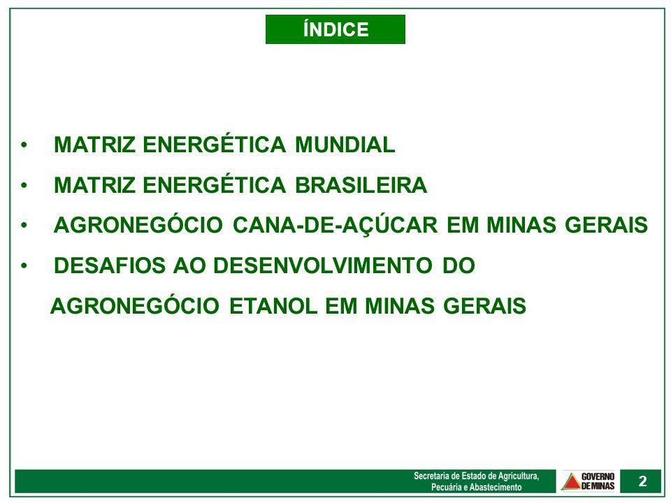 AGRICULTURA ENERGIA ÁGUA ALIMENTOS MEIO AMBIENTE POBREZA Fonte: Alan G.