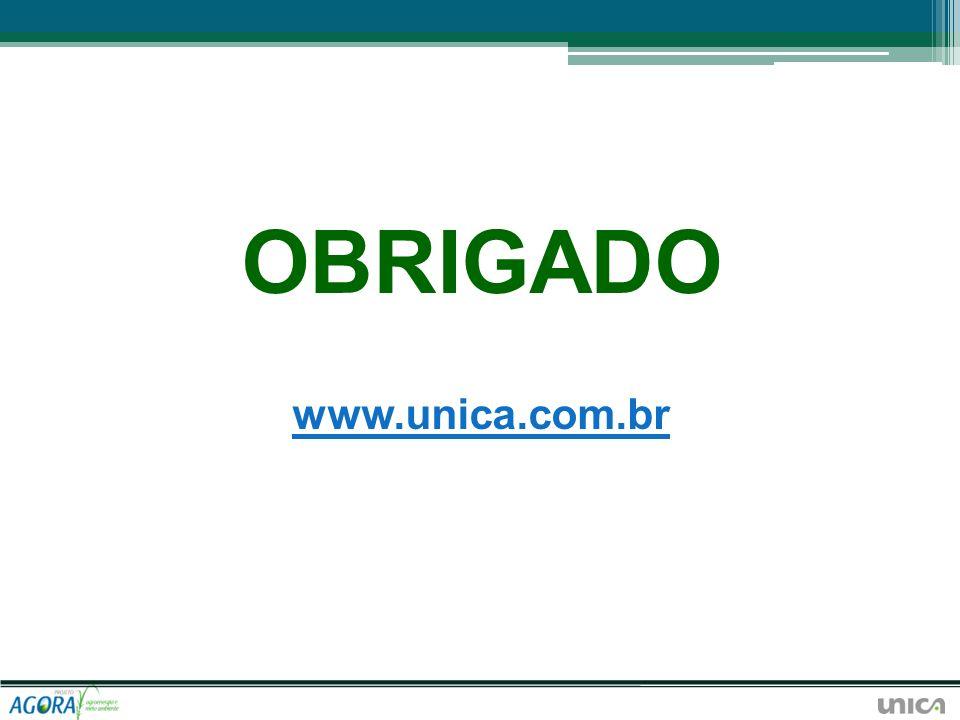 OBRIGADO www.unica.com.br