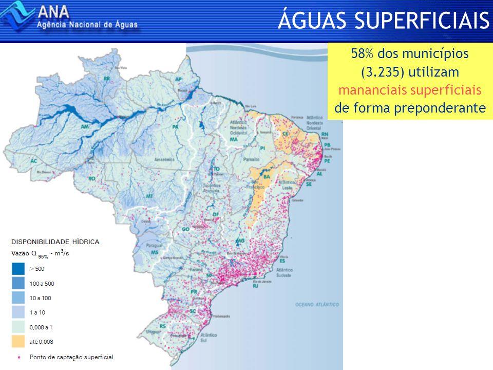 17 Tendência do IQA 2001-2010 658 pontos analisados Principal motivo da melhoria do IQA é a coleta e tratamento de esgotos domésticos Fonte: Panorama da Qualidade das Águas Superficiais do Brasil (ANA/BID, 2012)
