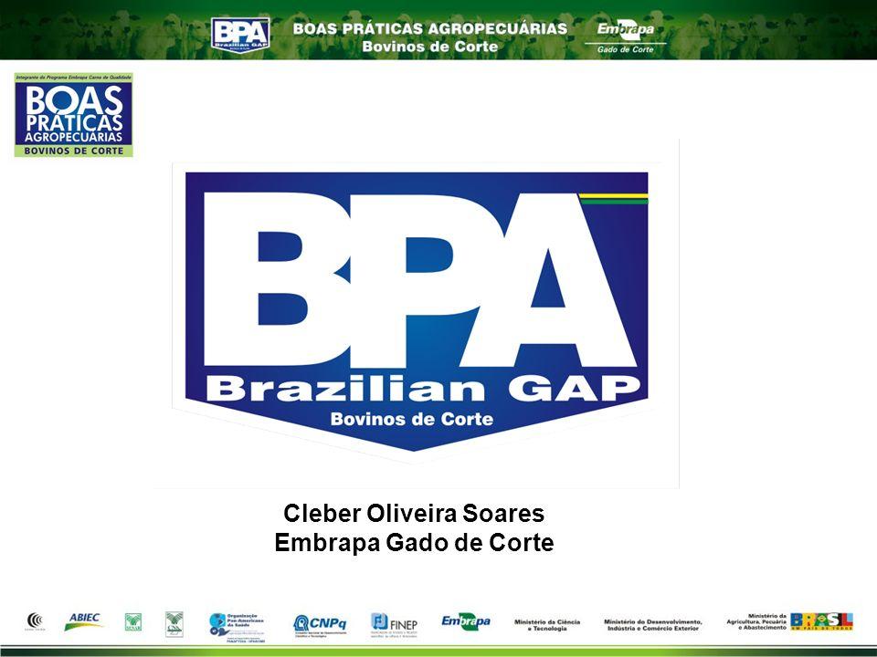 Cleber Oliveira Soares Embrapa Gado de Corte