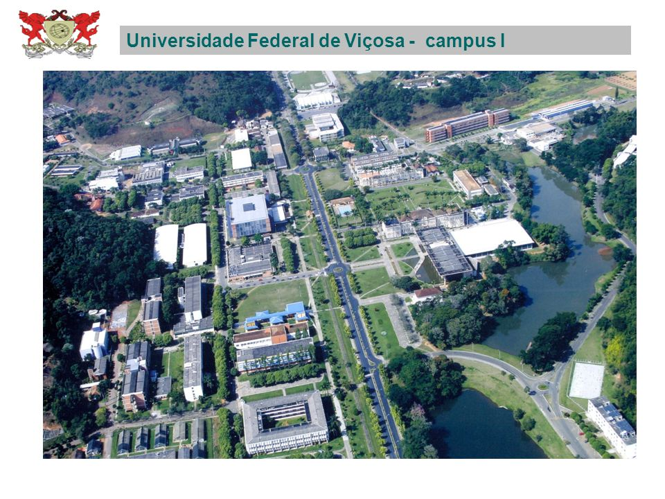 Universidade Federal de Viçosa - campus I