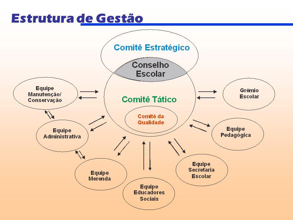 Estrutura de Gestão