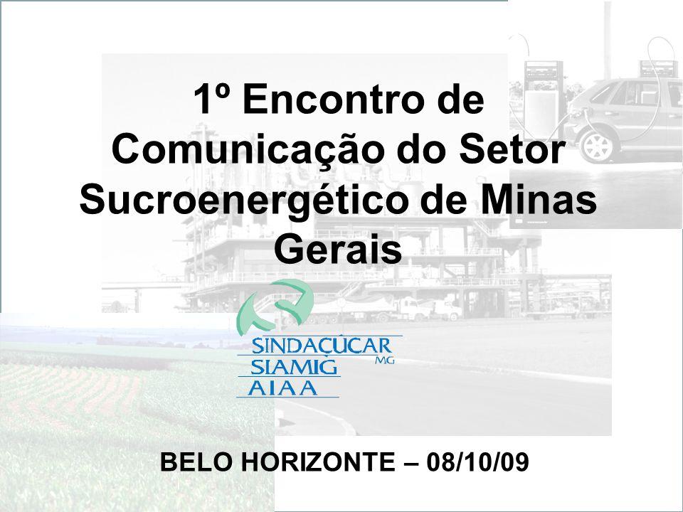 SIAMIG-SINDAÇÚCAR-MG.Jornal Canavial. Criação do Boletim Eletrônico.