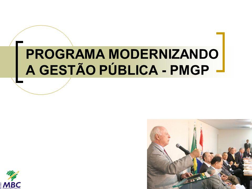 7 PROGRAMA MODERNIZANDO A GESTÃO PÚBLICA - PMGP