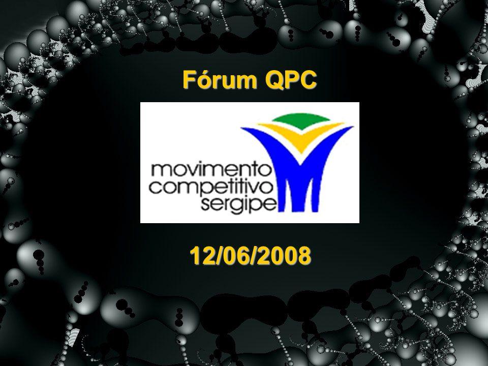 Fórum QPC 12/06/2008