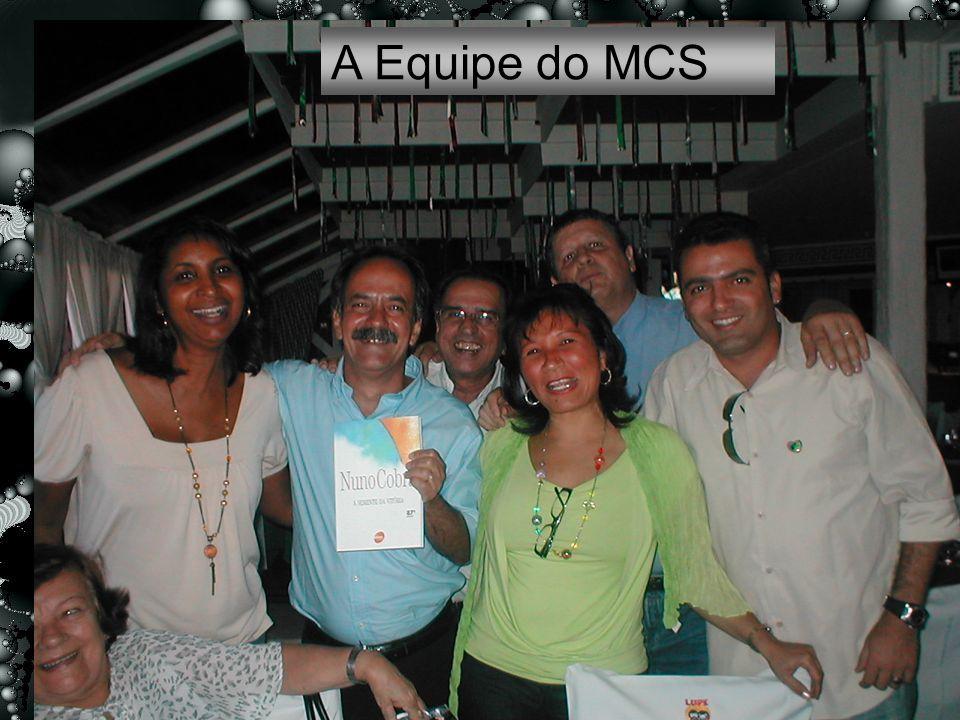 >20<=50% 100% A Equipe do MCS