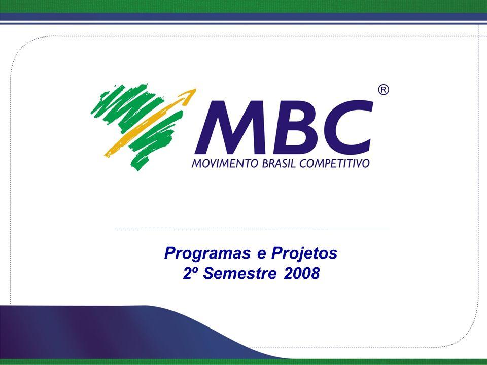 Programas e Projetos 2º Semestre 2008