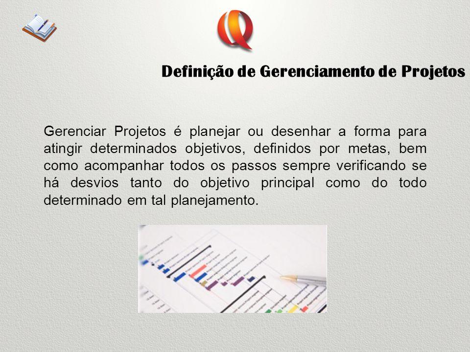 Gestão de Projetos...através de uma metodologia consistente, testada e focada em resultados.