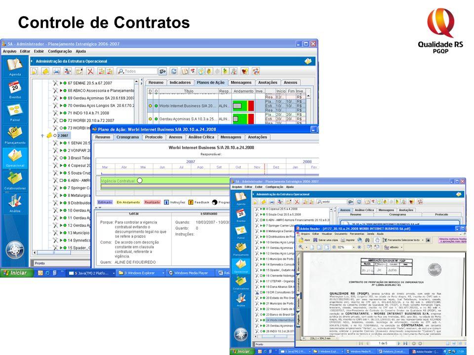 Controle de Contratos