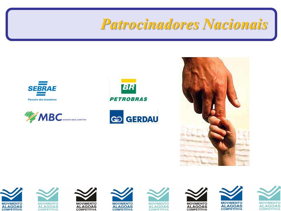 Patrocinadores Nacionais
