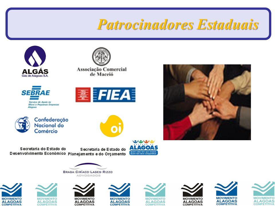 Patrocinadores Estaduais