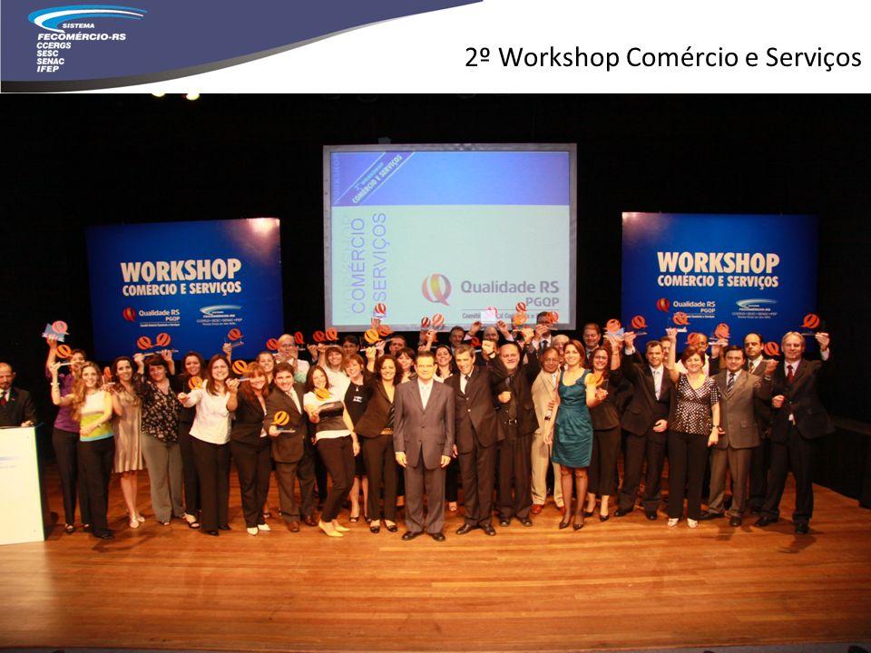 2º Workshop Comércio e Serviços