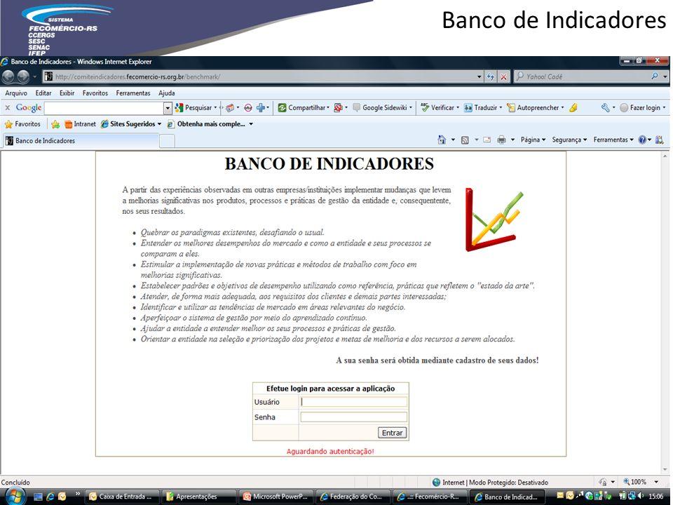 Banco de Indicadores