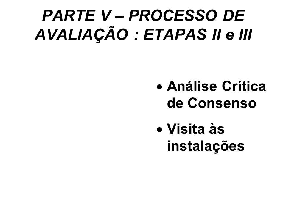 Objetivo: Simular as Etapas I e II, como examinador. Tarefa I : Análise Crítica do RG, com redação de comentários e estabelecimento das pontuações per