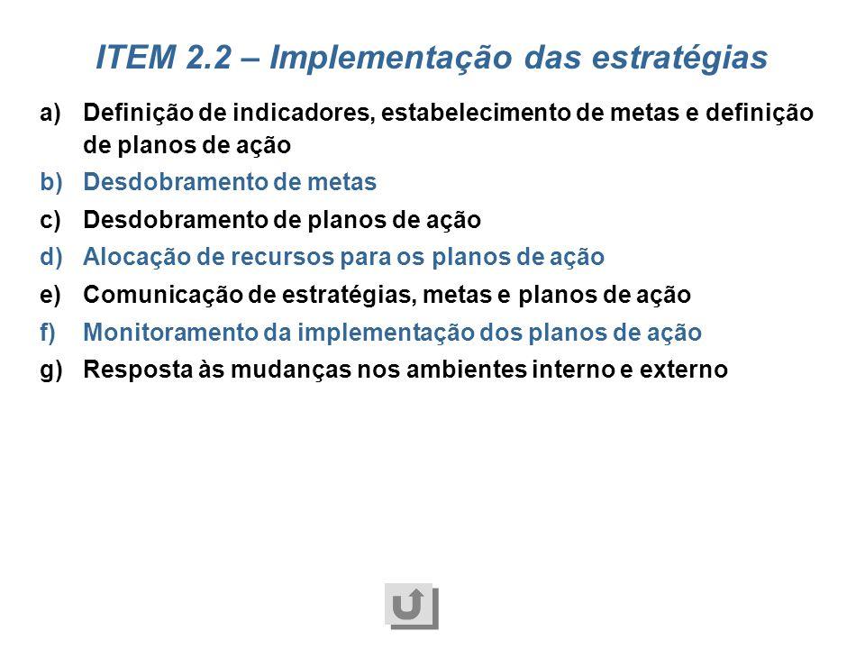 a)Identificação e análise de características do setor b)Análise do macroambiente e do mercado de atuação c)Análise do ambiente interno d)Avaliação e d