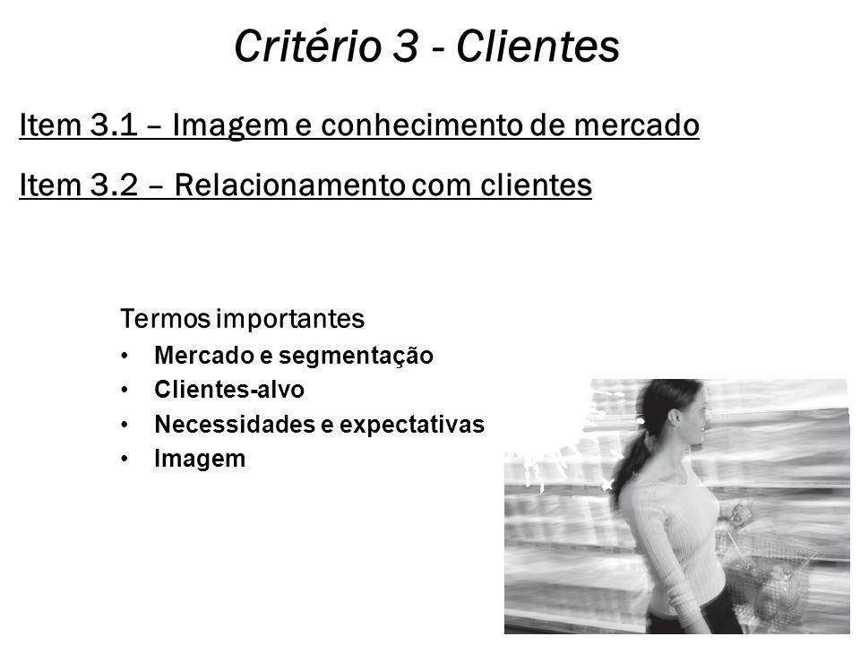 Critério 2 - Estratégias e Planos Item 2.1 – Formulação das estratégias Item 2.2 – Implementação das estratégias Termos importantes Estratégia Modelo