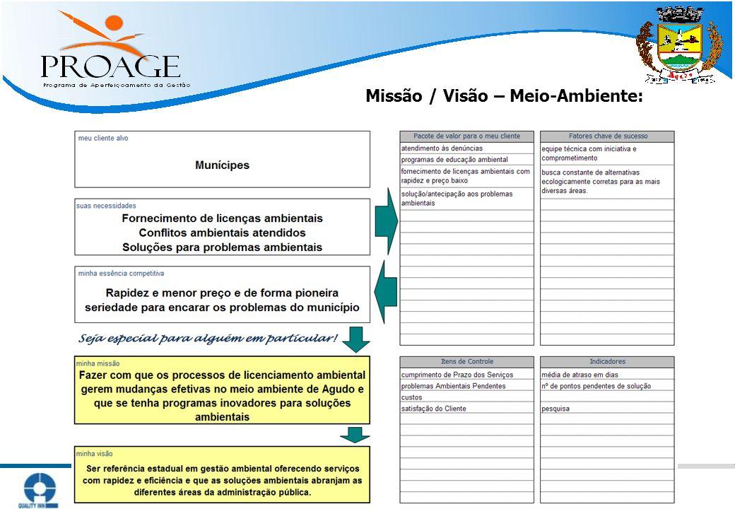   Métodos Práticos para Atingir Resultado   www.qinn.com.br   Missão / Visão – Meio-Ambiente: