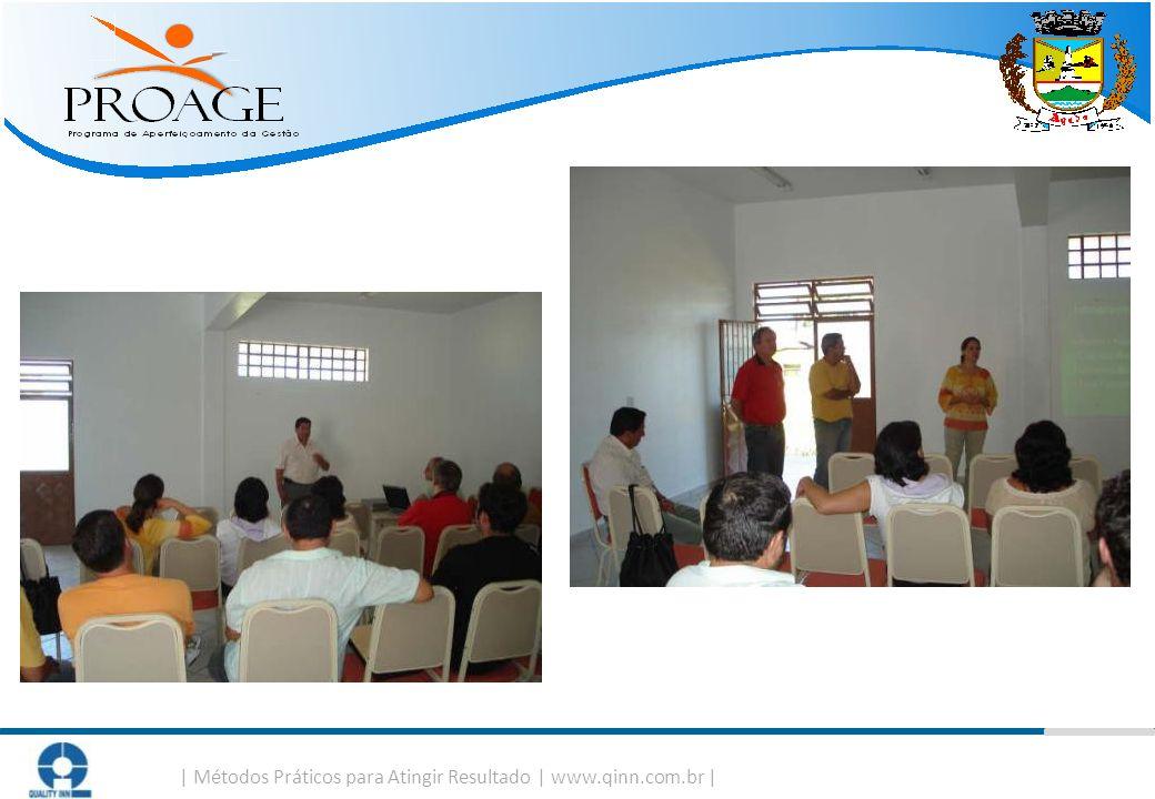   Métodos Práticos para Atingir Resultado   www.qinn.com.br  