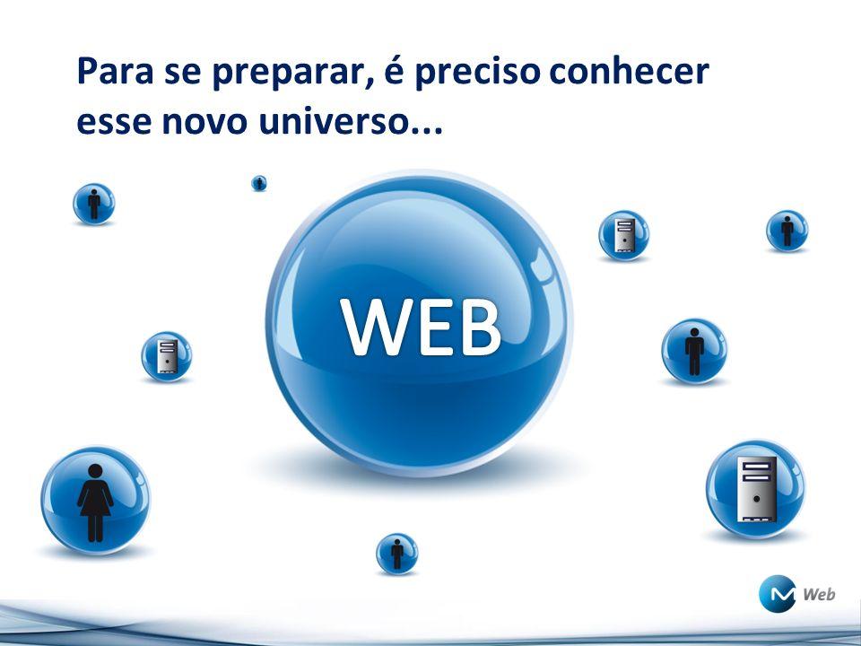 Para se preparar, é preciso conhecer esse novo universo...