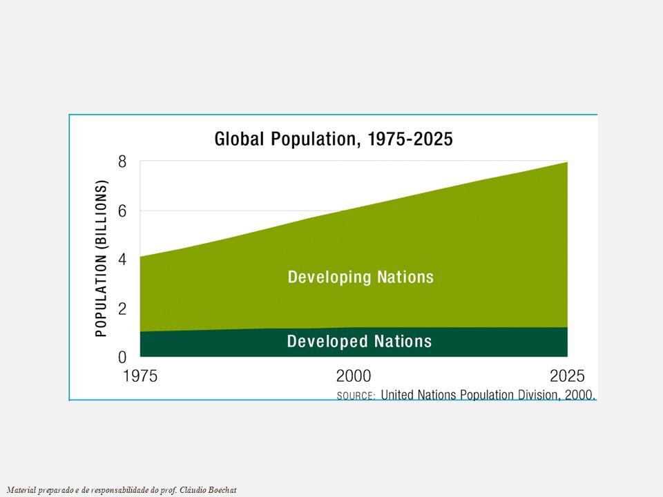 A pirâmide de rendimentos globais: 2,6 bilhões de pessoas vivem com menos de US$ 2 por dia.