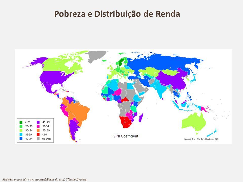 Uma visão dos continentes Fonte WWF Material preparado e de responsabilidade do prof.